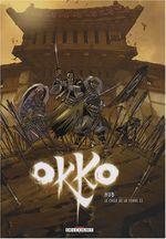 Couverture Le Cycle de la terre : Deuxième Partie - Okko, tome 4