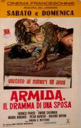 Affiche Armida, il dramma di una sposa