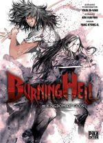 Couverture Burning Hell