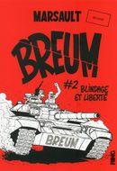 Couverture Breum, Tome 2 : Blindage et Liberté