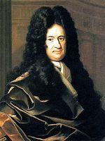 Photo Gottfried Wilhelm Leibniz