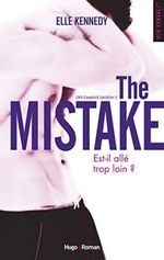 Couverture The mistake