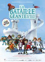 Affiche La Bataille géante de boules de neige