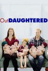 Affiche OutDaughtered