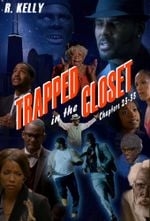 Affiche Trapped in the Closet