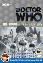 Affiche Doctor Who: The Power of the Daleks