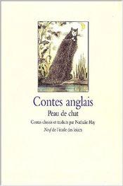 Couverture Contes anglais