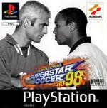 Jaquette International Superstar Soccer Pro 98