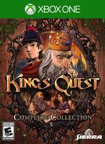 Jaquette King's Quest