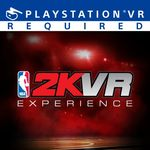 Jaquette NBA2K VR Experience