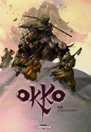 Couverture Le Cycle de la terre : Première Partie - Okko, tome 3