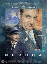 Affiche Neruda