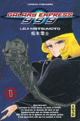 Couverture Galaxy Express 999, tome 1