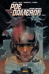 Couverture Star Wars : Poe Dameron, tome 1