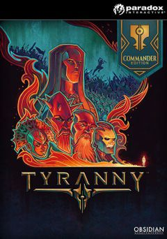 Jaquette Tyranny