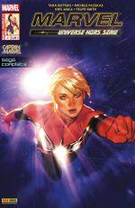 Couverture L'étoile de Hala - Marvel Universe Hors Série (2ème série), tome 2