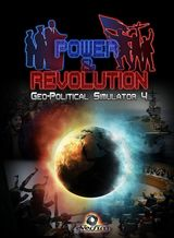 Jaquette Geopolitical Simulator 4 : Power & Revolution