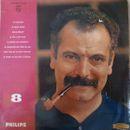 Pochette Nº8 : Georges Brassens, à la basse : Pierre Nicolas