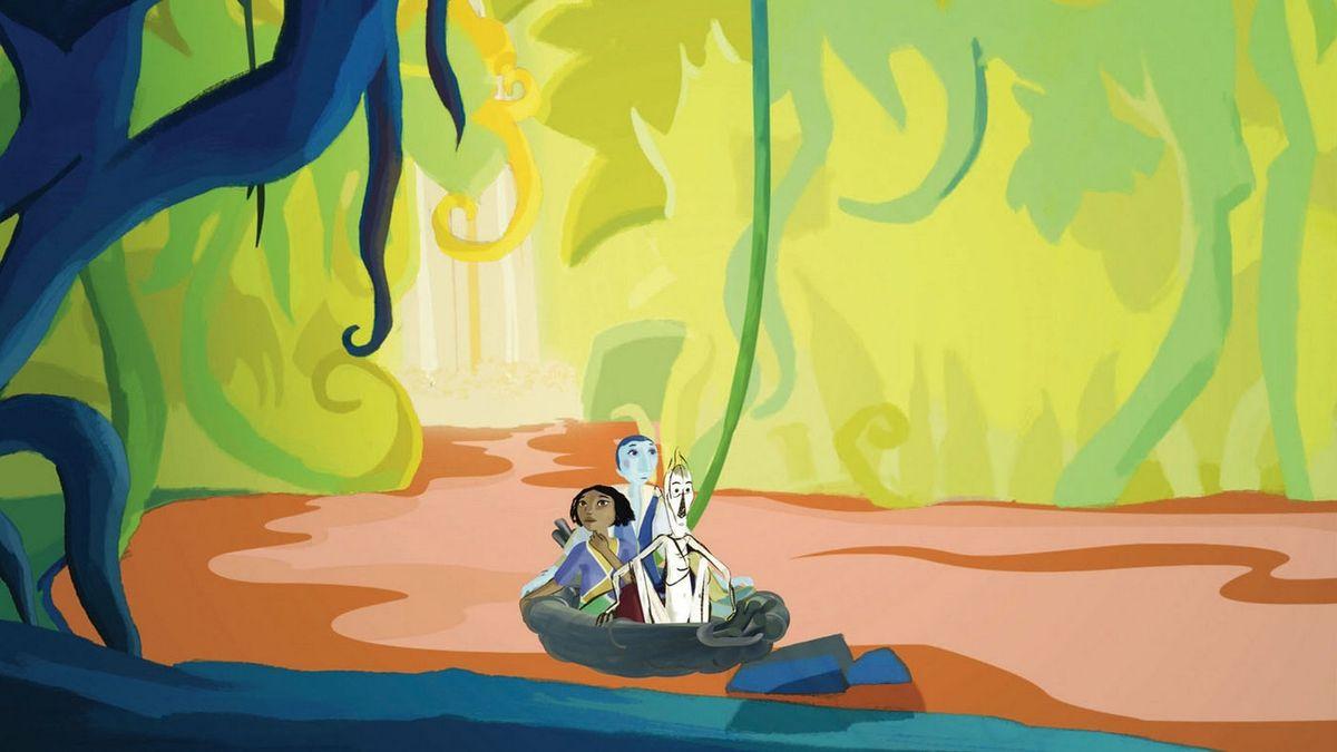 Le Tableau - Long-métrage d'animation (2011) - SensCritique