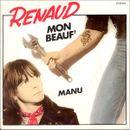 Pochette Mon beauf' / Manu (Single)