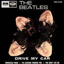 Pochette Drive My Car (EP)