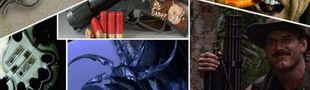 Cover Les armes les plus celebre de l'histoire du cinéma