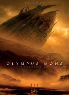 Couverture Anomalie - Olympus Mons, tome 1