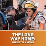 Affiche The Long Way Home: Making the Martian