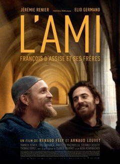 Affiche L'Ami : François d'Assise et ses frères