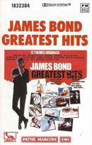 Pochette James Bond Greatest Hits (OST)