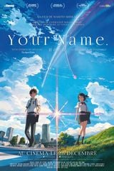 Affiche Your Name.