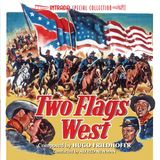 Pochette Two Flags West / North to Alaska (OST)