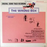 Pochette The Wrong Box (OST)