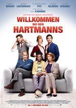 Affiche Bienvenue chez les Hartmann