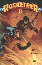 Couverture Rocketeer, tome 2