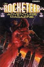 Couverture Nightmare at Large - The Rocketeer Adventure Magazine, tome 2