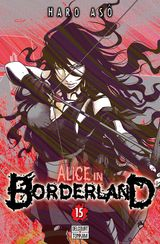 Couverture Alice in Borderland,tome 15