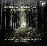 Pochette Symphony No. 3 'Symphony of Sorrowful Songs'