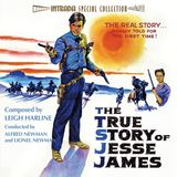 Pochette The True Story Of Jesse James / The Last Wagon (OST)