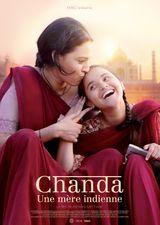 Affiche Chanda, une mère indienne