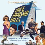 Pochette These Thousand Hills / The Proud Ones (OST)