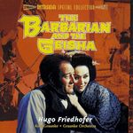 Pochette The Barbarian and the Geisha (OST)