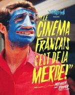 Couverture Le cinéma français c'est de la merde