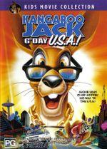 Affiche Kangaroo Jack: G'Day, U.S.A.!
