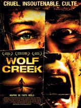 Affiche Wolf Creek
