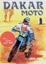 Jaquette Dakar Moto
