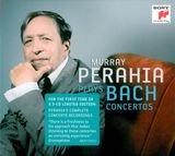 Pochette Murray Perahia plays Bach Concertos