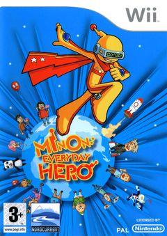 Jaquette Minon: Everyday Hero