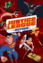 Affiche Justice League Action