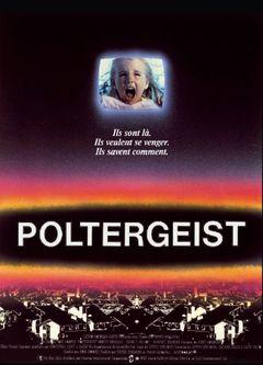 Affiche Poltergeist